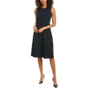 Elie Tahari Leighton A-Line Dress