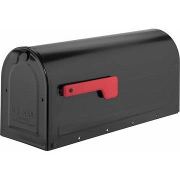 Architectural Mailboxes MB1 Post Mount Mailbox, Assorted Colors