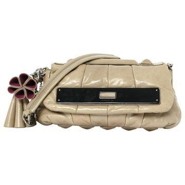 Barbara Bui Beige Leather Handbags