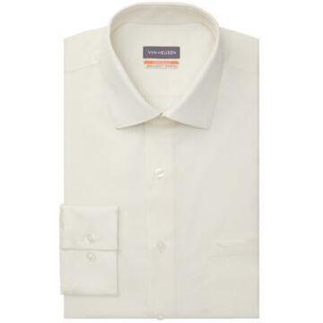 Van Heusen Men's Stain Shield Regular Fit Stretch Dress Shirt