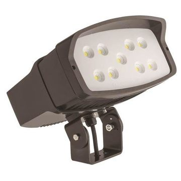 OFL2 LED P2 40K MVOLT YK DDBXD M2 LED Size 2 Flood Light Yoke Mount