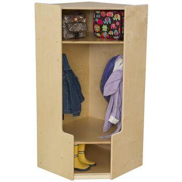 Wood Designs 990635 49 x 22-1 by 2 in. x 22-1 by 2 in. Corner Locker
