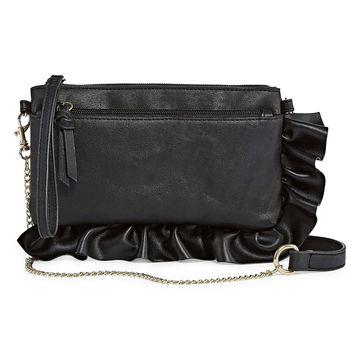Arizona Ruffle Crossbody Bag