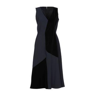 DEREK LAM 3/4 length dresses