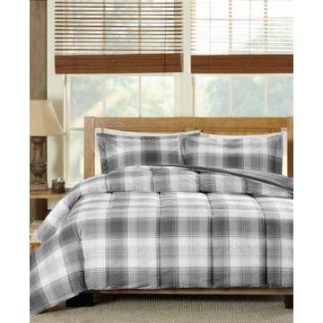 Woolrich Woodsman Reversible 3-Pc. Full/Queen Comforter Set