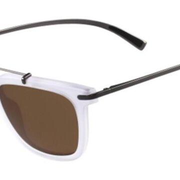 Salvatore Ferragamo SF 820S 112 Men's Sunglasses White Size 54