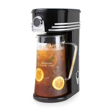 Nostalgia Electrics Cafe 3-qt. Iced Coffee & Tea Maker
