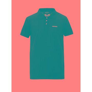 Dsquared2 - Logo-print Cotton-pique Polo Shirt - Mens - Black