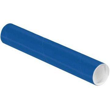 2 x 18 Mailing Tubes - Blue (250 Qty.)
