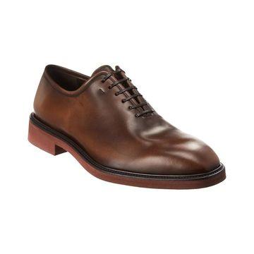 Salvatore Ferragamo Leather Oxford
