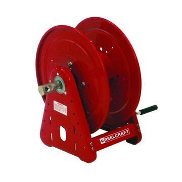 CA38106 M 5000 PSI 0.5 in. x 100 ft. Heavy Duty Hand Crank Hose Reel