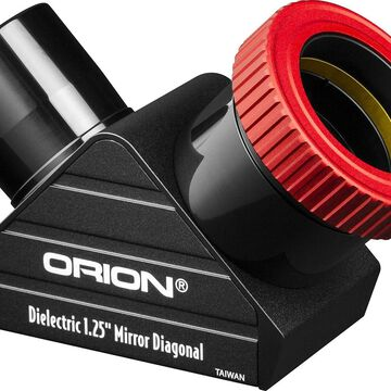 Brand New Orion 1.25 Inch Twist-Tight Dielectric Mirror Star Diagonal