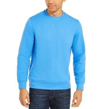 Club Room Men's Fleece Sweatshirt, Created for Macy's