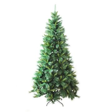 ALEKO Luscious Artificial Indoor Christmas Holiday Pine Tree 8 Foot
