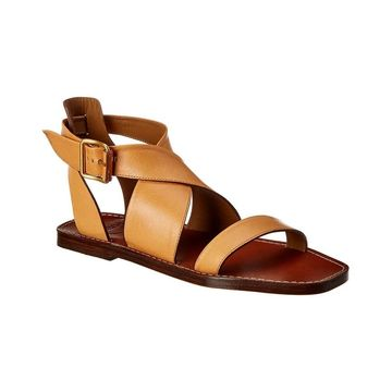 Chloe Virginia Leather Sandal