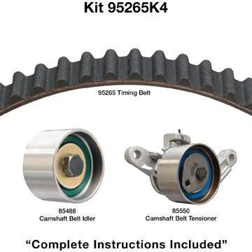 Dayco 95265K4 Timing Belt Kit