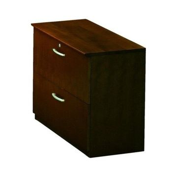 Mayline Corsica Two-Drawer Lateral File, 36 W X 19 D X 29.5 H, 2