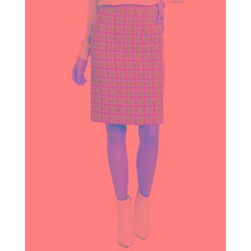 Escada Boucle Skirt