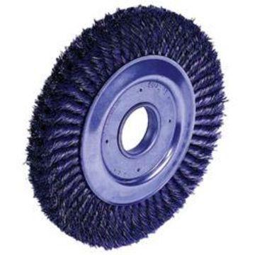 Weiler Dualife Twist-Knot Wire Wheel