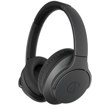 Audio-Technica ATH-ANC700BTBK Wireless Noise-Canceling Headphones (Black)