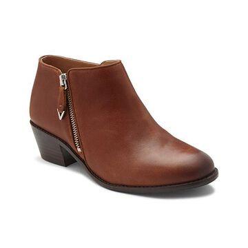Vionic Women's Casual boots MCH - Mocha Jolene Leather Boot - Women
