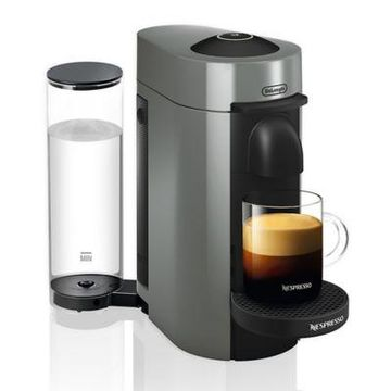 Nespresso by DeL'onghi Vertuo Plus Coffee and Espresso Maker in Grey