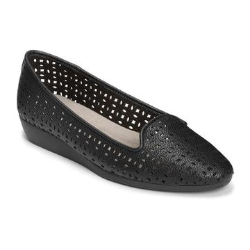 A2 by Aerosoles Women's Parchment Skimmer Flats