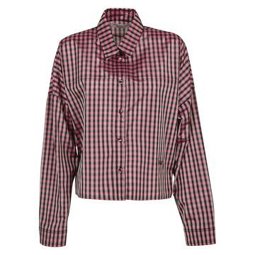 Philosophy di Lorenzo Serafini Checked Shirt