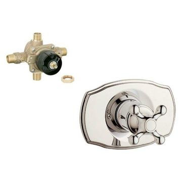 Grohe Geneva, Polished Nickel, 5