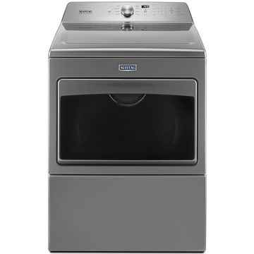 Maytag Metallic Slate Gas Dryer