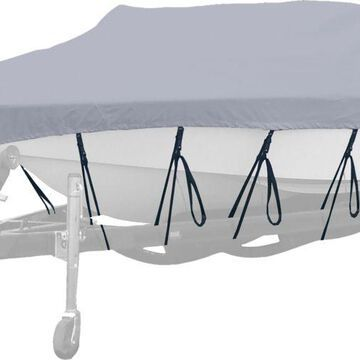 Westland Select Fit Boat Cover for Aluminum V-Hull Fishing Boats