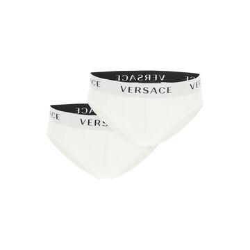 Versace tri-pack underwear low briefs