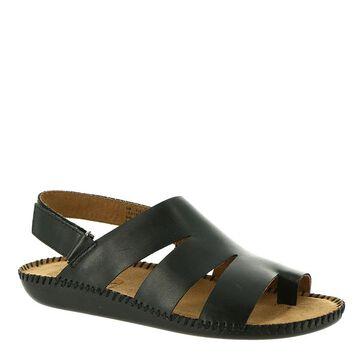Auditions Speed Women's Black Sandal 7 N