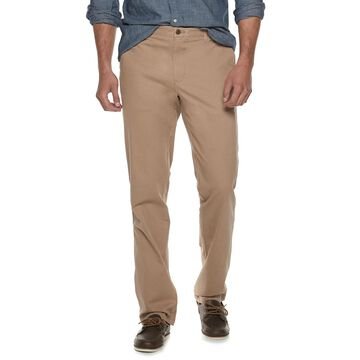 Big & Tall Sonoma Goods For Life Flexwear Stretch Chino Pants