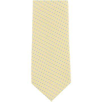 Club Room Mens Polka Dot Necktie
