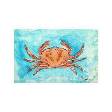 Betsy Drake Red Crab 30