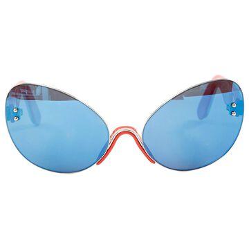 Marco De Vincenzo Multicolour Plastic Sunglasses