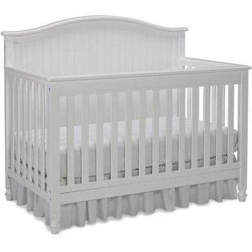 Fisher-Price Delmar 4-in-1 Convertible Crib White