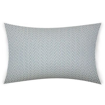 Quincy Lumbar Throw Pillow (12 x 18)