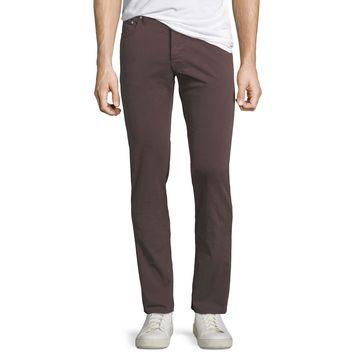 Men's Brushed Cotton Twill Pants