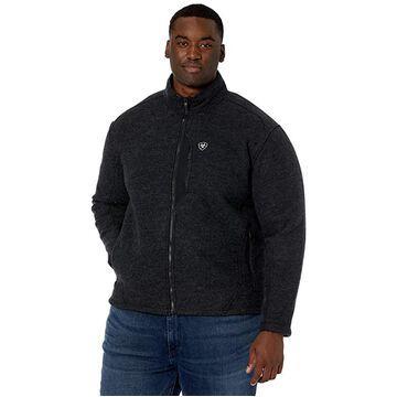 Ariat Bowdrie Bonded Full Zip Jacket Men's Clothing
