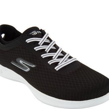 Skechers GO Step Lite Mesh Bungee Sneakers - Dashing