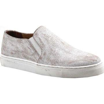 Diba True Women's Pick a Daisy Sneaker White Leather