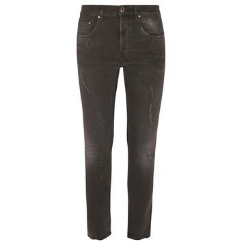 Les Hommes Slim Fit Jeans