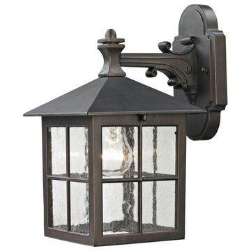 Cornerstone Shaker Heights Coach Lantern, Hazelnut Bronze