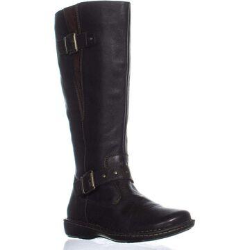 Born Womens austin Closed Toe Over Knee Fashion Boots