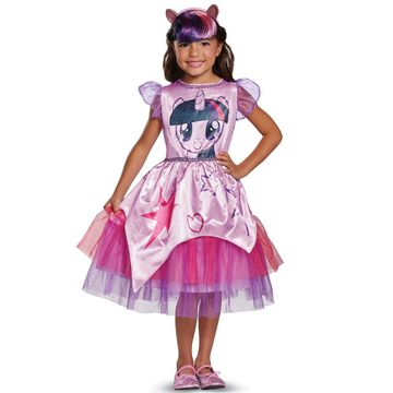 Disguise Twilight Sparkle Movie Classic Toddler/Child Costume-X-Small (3T-4T)