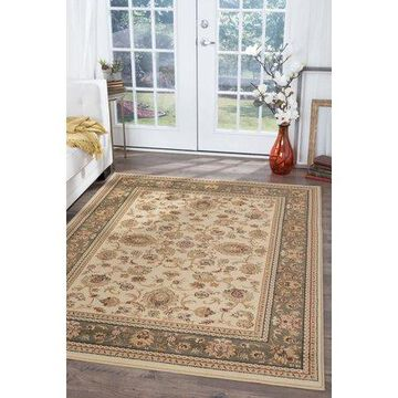 Bliss Rugs Gianna Traditional Area Rug
