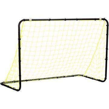 Franklin Sports Competition Steel Soccer Goal - 6'x4' Soccer Goal - Black