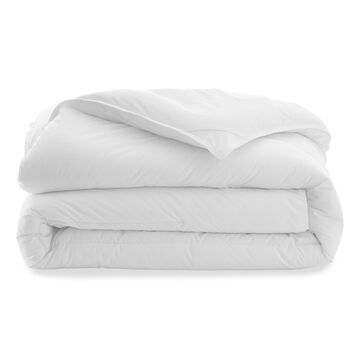 Martex Clean Essentials Antimicrobial Comforter Insert, White, Twin